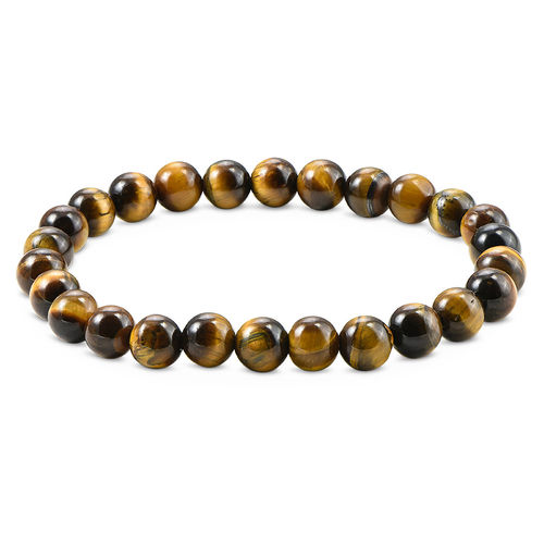 Tigers Eye Men Bracelet