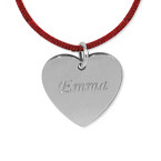 Individually engraved Mother Necklace