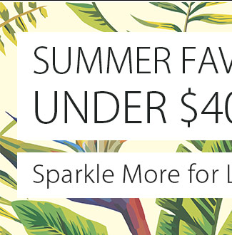 Sparkle More for Less! Under $40 Summer Must Have Jewelry!