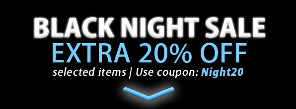 Black Night Sale